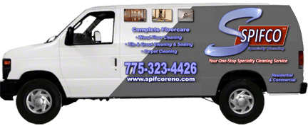 Image of Spifco Van